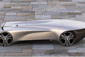 Xe tự lái Renault Project XY-2 siêu độc dành cho tương lai