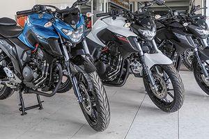 Cận cảnh xe môtô Yamaha FZ25 giá chỉ 80 triệu ở Sài Gòn