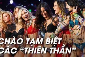 Vì sao khán giả truyền hình hết được xem show nội y Victoria's Secret?