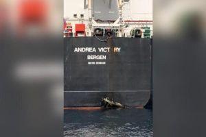 Bốn tàu chở dầu Trung Đông bị phá hoại trên biển