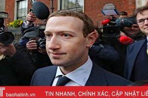 Mark Zuckerberg nói gì trước lời kêu gọi chia tách Facebook?