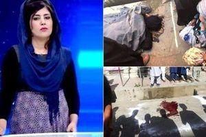 Một nữ nhà báo bị bắn chết tại Afghanistan