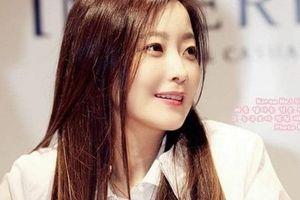 41 tuổi mà Kim Hee Sun vẫn trẻ đẹp khó tin bất chấp việc bị chụp bởi camera thường