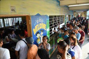 Bầu cử giữa nhiệm kỳ tại Philippines