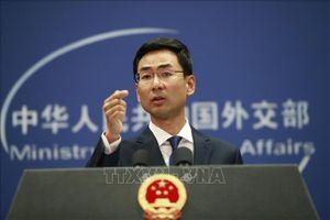 Mỹ dọa tăng thuế, Trung Quốc tuyên bố không nhượng bộ sức ép bên ngoài