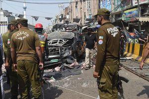 Taliban tấn công trạm kiểm soát an ninh, 12 người Afghanistan thương vong