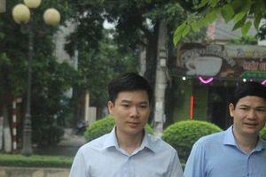Xét xử phúc thẩm vụ án chạy thận ở Hòa Bình: Vì sao Hoàng Công Lương vừa đến tòa đã ra về?