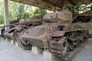 Cận cảnh 'pháo đài thép' của Pháp bị tiêu diệt ở Điện Biên Phủ