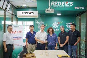 Redeyes trở thành đối tác chiến lược của GMO-Z.com RUNSYSTEM