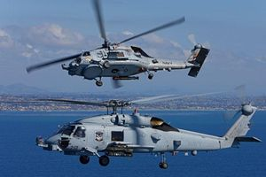 Không thể tin nổi: Trực thăng Mỹ diệt tàu chiến cách 180km