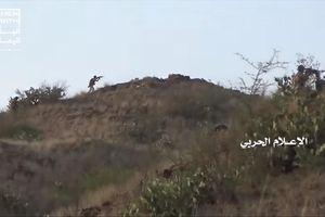 Houthi tiếp tục chuyển lửa về Ả rập Xê út, lính Liên minh tháo chạy hỗn loạn