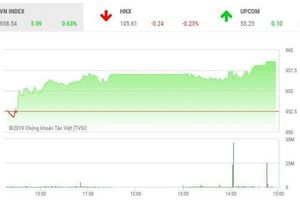 Chứng khoán ngày 13/5: Cổ phiếu Vinamilk góp công giúp VN-Index khởi sắc