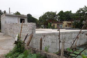 Hà Trung (Thanh Hóa): Bán nước sạch cho dân khi chưa được cơ quan chức năng kiểm định