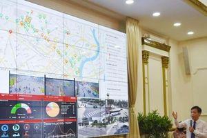 TP.HCM: Cuối tháng 11, đề án đô thị thông minh phài thành hiện thực