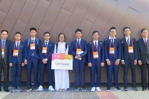 8 học sinh Việt Nam đều đoạt giải Olympic Vật lý châu Á
