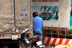TP Hồ Chí Minh: Tình trạng tiểu bậy vẫn tràn lan