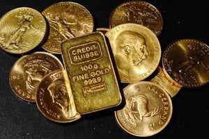 Giá vàng miếng cao nhất từ đầu tháng, USD tiếp tục 'hạ nhiệt'