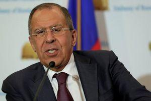 Ngoại trưởng Nga - Trung hội đàm, bàn về nhiều vấn đề 'nóng'