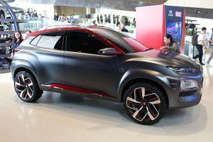 Hyundai Kona phiên bản giới hạn Iron-man chính thức ra mắt, giá từ 729 triệu đồng
