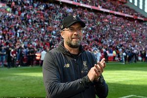 HLV Jurgen Klopp: Liverpool phải tiệm cận hoàn hảo mới ngăn nổi Man City