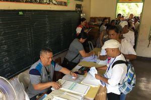 61 triệu cử tri Philippines đi bầu cử Quốc hội giữa nhiệm kỳ