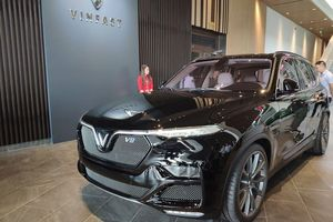 Chi tiết VinFast Lux V8 sắp chính thức ra mắt Việt Nam