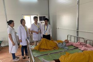 300 người phải cấp cứu trong ngày đầu Đại lễ Phật đản
