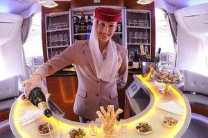 Máy bay thế hệ mới sẽ chứa cả trung tâm thương mại sầm uất bên trong