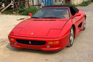 Ferrari F355 Spider độc nhất VN thuộc sở hữu của 'dân chơi' Hải Phòng