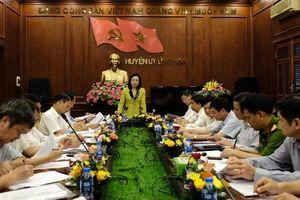 Tạo điều kiện để huyện Ứng Hòa phát triển, thu hút đầu tư