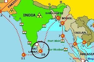 Mỹ thò tay vào Sri Lanka, chặt 'Chuỗi ngọc trai' Trung Quốc