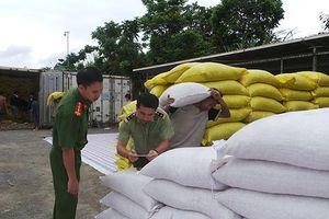 Phát hiện 450 tấn thực phẩm không nguồn gốc ở Lào Cai