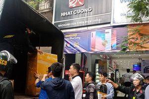 Hà Nội nói gì về việc Nhật Cường Mobile bị Bộ Công an khám xét?