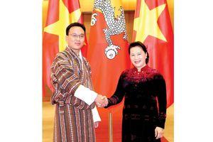 Đẩy mạnh quan hệ hợp tác song phương Việt Nam - Bhutan