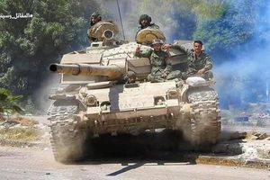 Lực lượng Tiger giúp quân đội Syria giành thêm các thị trấn từ tay phiến quân
