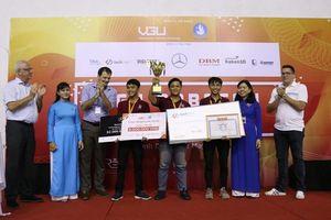 ĐH Nguyễn Tất Thành vô địch cuộc thi VGU Robocon 2019- Battle Mining