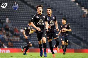 Lập siêu phẩm, Xuân Trường được vinh danh trong đội hình tiêu biểu Thai League