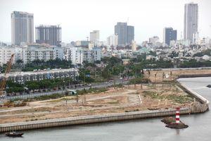 Hoán đổi 20.000 m2 đất để bỏ nhà cao tầng các dự án ven sông Hàn
