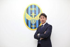 CLB Incheon United của Công Phượng có HLV mới