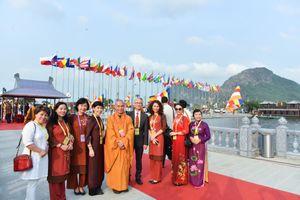 Việt Nam để lại ấn tượng sâu sắc với các đại biểu quốc tế tham dự Vesak Liên Hợp Quốc 2019