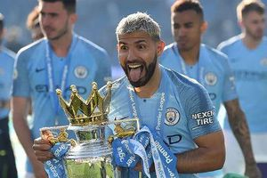 Ngôi sao Man City tuột danh hiệu 'Vua phá lưới' vì...đen