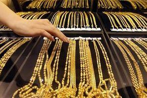 Giá vàng SJC tăng mạnh vọt qua mốc 36,5 triệu đồng/lượng