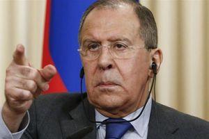 Nga phản đối kế hoạch phân chia Palestine và Israel của Mỹ