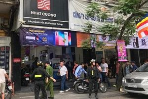 Thành ủy Hà Nội nói gì về việc Nhật Cường Mobile bị khám xét?