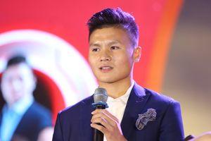 Quang Hải trước thềm King's Cup 2019: 'Điều quan trọng nhất không phải là ghi bàn'