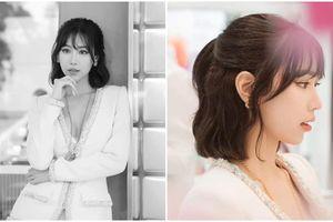 Vừa bị chỉ trích vì đạo nhạc, Min tiếp tục bị khui chuyện 'dao kéo trộn' từ bộ tứ Taeyeon, Hari Won, Elly Trần và Erik