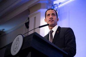 Tổng thống tự phong Venezuela chính thức mời quân đội Mỹ hỗ trợ