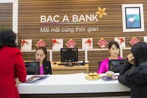 Chuyển động sở hữu ở Bac A Bank sau một năm lên sàn