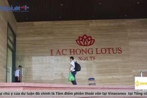 Bản tin Bất động sản Plus: Cư dân Lotus Lạc Hồng - Khu Đoàn Ngoại giao sống thấp thỏm vì sợ!