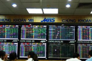 Chứng khoán ngày 14/5: Cổ phiếu dầu khí dẫn sóng thị trường